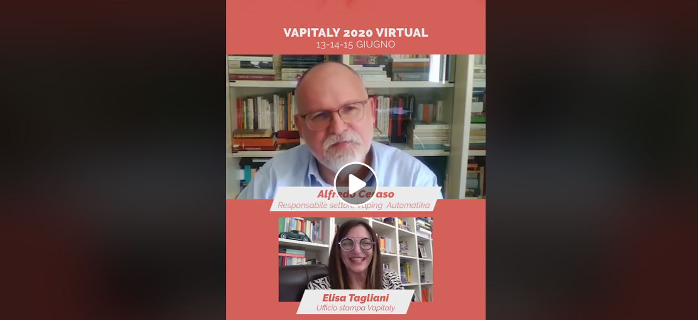 VAPITALY 2020 VIRTUAL | Intervista ad Alfredo Ceraso