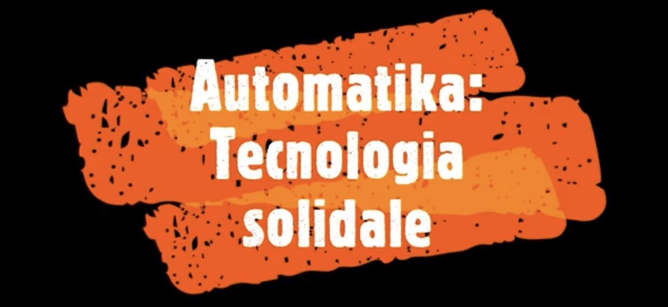 AUTOMATIKA | Tecnologia Solidale